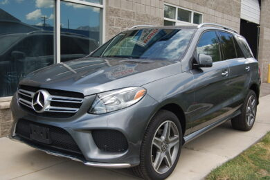 Mercedes 2017 GLE350 4matic